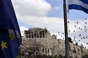 Greece Seeks To Extend Eurozone Loans, As Deadline Looms