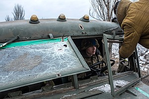Ukraine Update: Fighting Shifts To Mariupol; A Call For U...