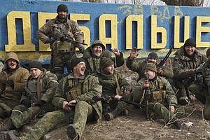 What Cease-Fire? Ukrainian Troops Retreat As Rebels Press...