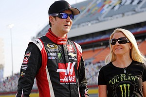 Reports: NASCAR's Kurt Busch Is Suspended Indefinitely Over Domestic Abuse