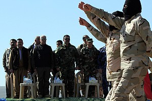 U.S.: Major Offensive Planned Against ISIS In Mosul This Spring