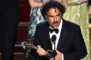 'Birdman' Wins Big On A Soggy Night At The Oscars