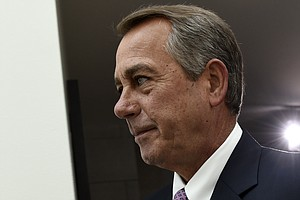 Rep. Boehner: House Has 'Done Its Job' On Homeland Securi...