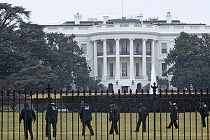 Secret Service To Fly Drones Over Washington, D.C.