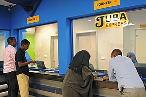 Terrorism Fears Complicate Money Transfers For Somali-Ame...