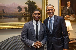 Obama To Troubled Teen: 'You Have This Strength Inside Yourself'