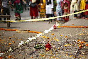 Bangladeshi-American Blogger Hacked To Death In Dhaka