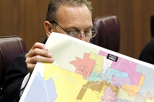 Supreme Court To Weigh Power Of Redistricting Commissions