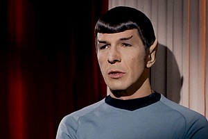 Leonard Nimoy's Mr. Spock Taught Us Acceptance Is Highly Logical
