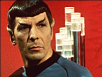 Mr. Spock, Mixed-Race Pioneer