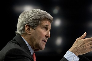 Kerry Tries To Calm Tensions Over Netanyahu Visit