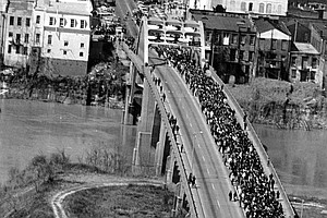 The Racist History Behind The Iconic Selma Bridge