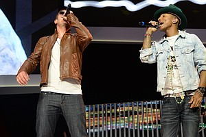 Got To Give $7.4 Million Up: Jury Finds Pharrell And Thicke Copied Marvin Gay...