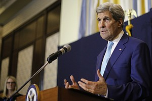 'Important Gaps' Remain In Nuclear Talks With Iran, Kerry...
