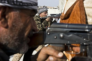 Syrian Rebels Will Face ISIS, But The U.S. May Not Have T...