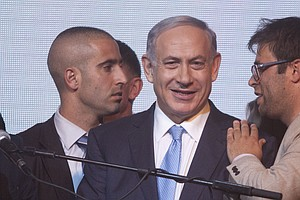 Netanyahu's Campaign Puts Him On The Path To Confrontation