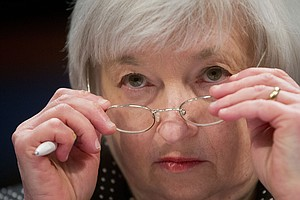 Fed Sends Clear Sign On Raising Rates, But Says Hike Unlikely In April