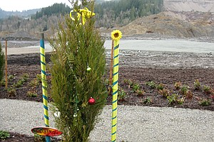 One Year After Mudslide, First Responders Tackle Emotiona...