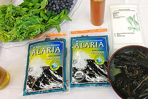 Watch Your Back, Kale. Kelp Is Gunning For The Veggie Du ...