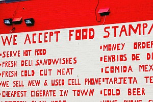 A Push To Move Food Stamp Recipients Into Jobs