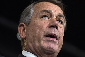 Boehner Plans Trip To Israel