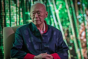 Founding Father Of Modern Singapore, Lee Kuan Yew, Dies a...