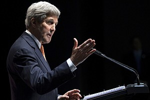 Kerry Cites Progress In Iran Talks, Saying Deal Is Possible