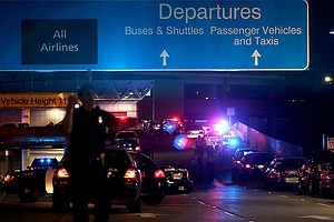 After Alleged Machete Attack On TSA Agent, Man Shot In New Orleans Airport