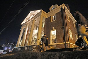 Police To Release Findings Of Probe Into Rape Claims Made In 'Rolling Stone'