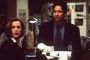 Here Comes 'The X-Files,' Back For More Mulder, More Scul...