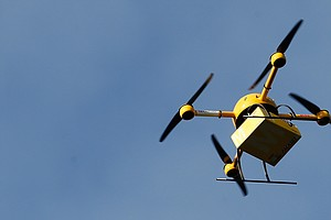 If Drones Make You Nervous, Think Of Them As Flying Donkeys