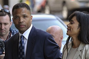 Former Illinois Rep. Jesse Jackson Jr. Released From Prison