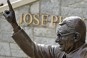 Supporters Work To Reclaim Legacy Of Penn State Coach Joe Paterno