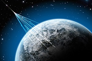 Want To Do A Little Astrophysics? This App Detects Cosmic Rays