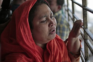Bangladeshi Blogger Hacked To Death; 2 Alleged Attackers ...