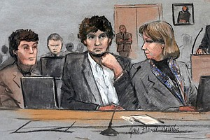 Prosecution Rests In Case Against Admitted Boston Marathon Bomber