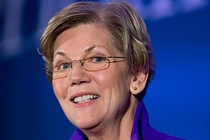 Elizabeth Warren on Hillary Clinton and running for president