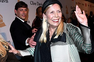Musician Joni Mitchell Is 'Awake And In Good Spirits' In ...