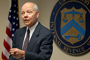 If A Caller Says, 'I Am With The IRS,' He's Not