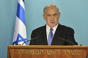 Netanyahu: 'I'm Not Trying To Kill Any Deal' With Iran