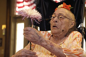 Gertrude Weaver, World's Oldest Woman, Dies At 116