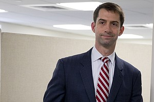 Tom Cotton: Military Action Against Iran Would Only Take ...