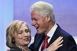 4 Things We Learned About What Bill Clinton's Up To