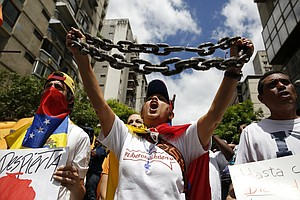 The 33 Venezuelan Mayors Who Face Charges (And Oppose The President)