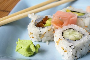 Sushi Science: A 3-D View Of The Body's Wasabi Receptor