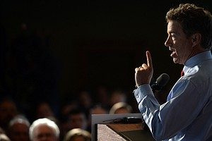 3 Times Rand Paul Got 'Testy' This Week