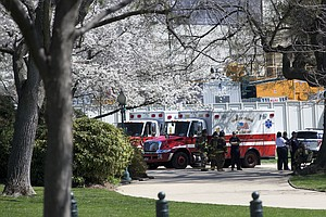 U.S. Capitol Briefly Placed On Lockdown Amid Apparent Suicide