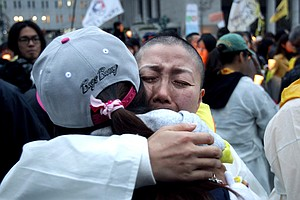 A Year After Deadly Ferry Disaster, S. Koreans Still Awai...