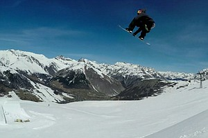 With Quad Cork 1800, Snowboarding Twists To New Heights