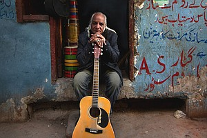 In 'Song Of Lahore,' A Race To Revive Pakistani Classical...